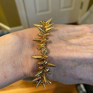 Stella & Dot Jewelry - Stella and Dot Gold Renegade Cluster